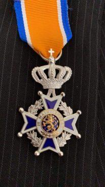 Koninklijke onderscheiding voor Erwin van der Meer