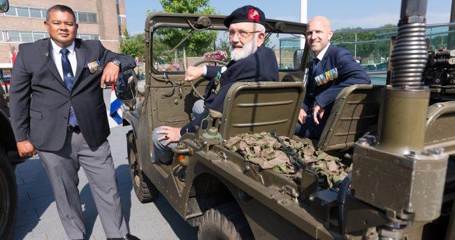Meet the Veterans in Krimpen a/d IJssel