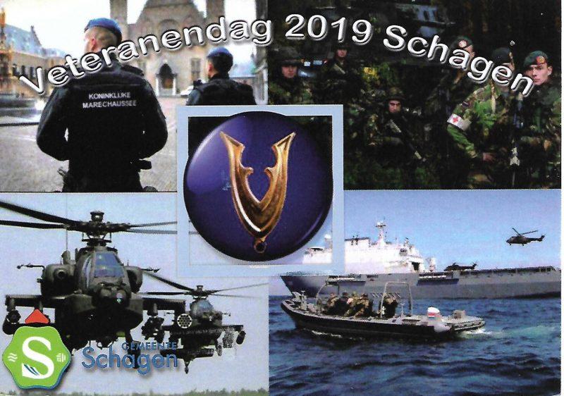 Veteranendag Schagen 22 juni 2019