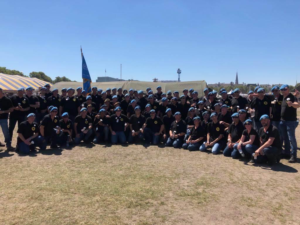 Nationale Veteranendag: Een warm welkom op het Malieveld