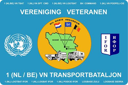Veteranen 1 (NL/BE) VN Transportbataljon