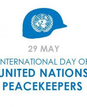 International Peacekeepers Day 2020